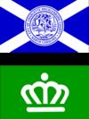 Bandeira de Charlotte, Carolina do Norte