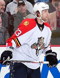 Tyson Strachan Canadian ice hockey defenceman