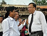 U.S. Consul General Le An visits USAID beneficiaries (6677938343).jpg