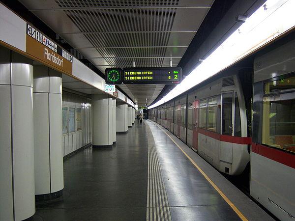 Floridsdorf Vienna U Bahn Wikiwand