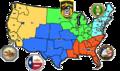 USAREC Bde Map.png