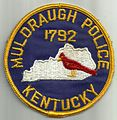 USA - KENTUCKY - Muldraugh police.jpg