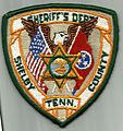 USA - TENNESSEE - Sheriff's dept Shelby County.jpg
