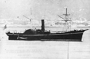 USS Augusta (1853) - Wikipedia Beauregard