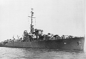 USS Burlington (PF-51) - Image: USS Burlington (PF 51)