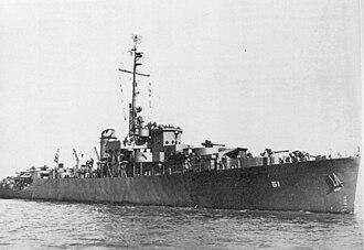 USS Burlington (PF-51) - Image: USS Burlington (PF 51)
