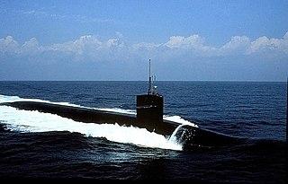 USS <i>Pennsylvania</i> (SSBN-735) Ohio-class submarine