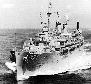 USS Piedmont (AD 17)