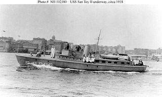 USS <i>San Toy II</i> (SP-996)