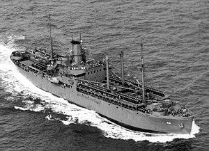USS Sangay (AE-10) - USS Sangay (AE-10)