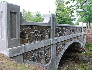 US 41–Fanny Hooe Creek Bridge United States historic place