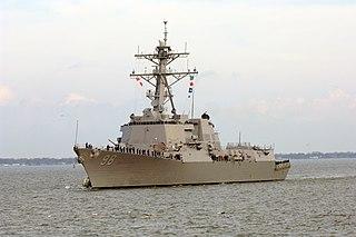 USS <i>Forrest Sherman</i> (DDG-98)