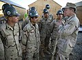 US Navy 081221-N-0696M-466 Adm. Mike Mullen visits with Seabees from Naval Mobile Construction Battalion (NMCB ) 7.jpg
