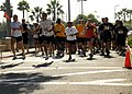 US Navy 101118-N-5586K-054 Service members assigned to Naval Medical Center San Diego participate in a 5-kilometer run-walk in honor of the America.jpg