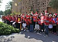US Navy 111213-N-BW951-001 Children from Bahrain School sing Christmas carols to U.S. service members and civilian employees.jpg
