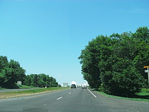 U.S. Route 29 in Virginia - US 29 outside of Gainesville, Virginia