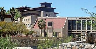 University of Texas at El Paso - University of Texas at El Paso
