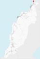 Ubicación de A Telleira en Porto do Son.png