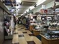 Ueno Ameya-Yokocho shops under track 2015.jpg