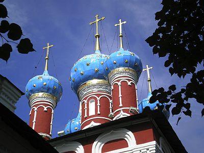 Church of Prince Dimitry