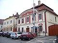 Uhlířské Janovice, Václavské náměstí, severovýchodní strana.jpg
