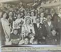 Ukraine, Wolhynien, Hochzeit in der Kolonie Neudorf (Novaja), Foto 1917.JPG