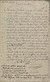 Umowa F. Radolińskiego z Kotulskim o pelnienie obowiązkow sekretarza, 1809 r..jpg