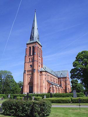 Magnus Steendorff - Image: Undenäs kyrka, den 9 juni 2006, exteriör