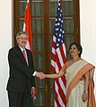 Under Secretary Burns Shakes Hands With Indian Foreign Secretary Rao (4639365228).jpg
