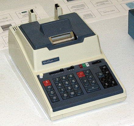 The Unicom 141P and the NCR 18-36 were OEM versions of the Busicom 141-PF Unicom 141P Calculator 3.jpg