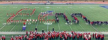 "University of Pennsylvania Band spell ""Penn"".jpg"