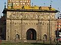 Upland Gate in Gdansk April 2010.JPG