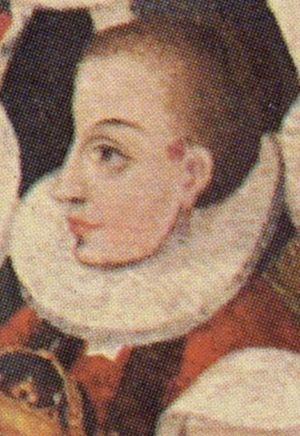 Urszula Meyerin - Alleged portrait of Urszula Meyerin, 1599