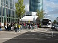 Utrecht vervangende bussen spoorverkeer 2017 2.jpg