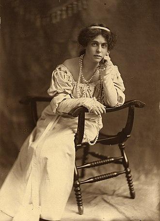 Virginia Brissac - Virginia Brissac (c.1912)