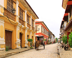 Spanish colonial architecture of Vigan