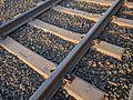 VTA light rail tracks at Borregas station.jpg