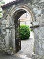 Valcabrère cimetière Saint-Just entrée.JPG