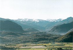 A valley in Comminges