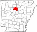 Van Buren County Arkansas.png