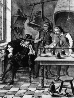 Jacob van Eyck 17th century Dutch classical musician and carillon technician