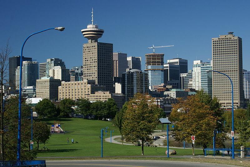 Melhor vista de Vancouver