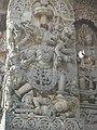 Varaha Avatar Hoysaleswara, Halebidu.jpg