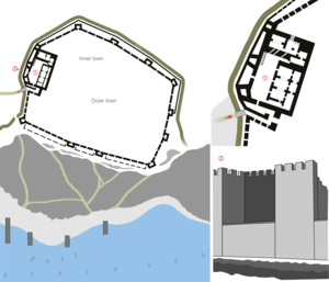 Varna fortress
