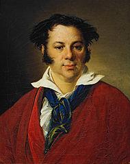 Portrait of K.G.Ravich