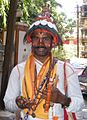 Vasudev Folk Art in Maharashtra DSCF5652 (8).JPG