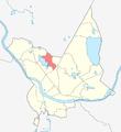 Vecā Forštate (Daugavpils location map).png