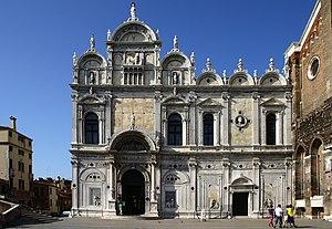 Scuola Grande di San Marco - The Scuola Grande of San Marco.