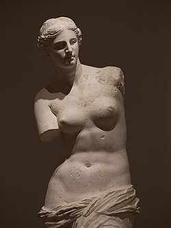 Venus de Milo (replica, Slovenian National Gallery).jpg