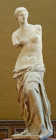 Venus de Milo Louvre Ma399